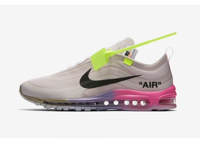 Кроссовки Nike Air Max 97 x Off-White™ «Queen» (36-40)