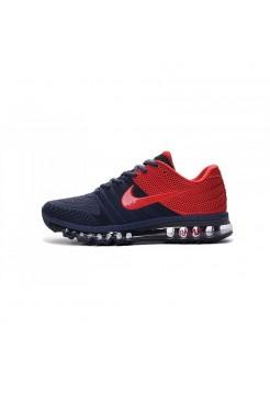 Мужские кроссовки Nike Air Max 2017 KPU (сине-красный)