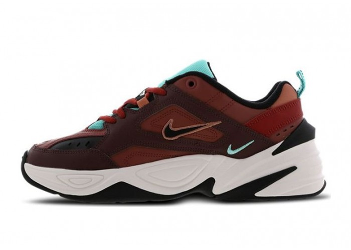 Кроссовки Nike M2K Tekno Brown (36-45)
