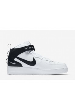 Кроссовки Nike Air Force 1 07 Mid LV8 White (36-45)