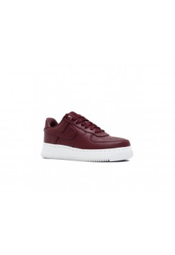 Кроссовки Nike Lab Air Force 1 Low Night Maroon Red (36-40)