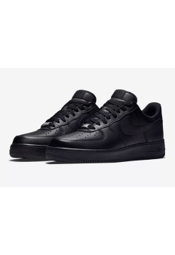 """Кроссовки Nike Air Force 1 Low 07 """"All Black""""  (36-45)"""