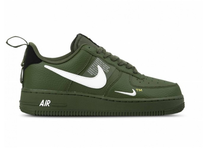 Кроссовки Nike Air Force 1 Low Utility Olive (36-45)