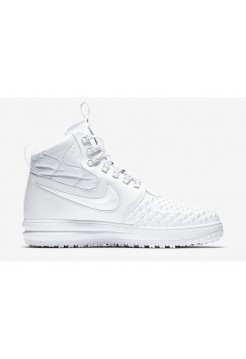 Кроссовки унисекс Nike Lunar Force 1 Duckboot White/White (37-45)