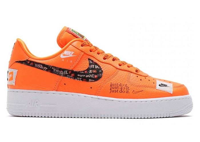 Кроссовки Nike Air Force 1 07 PRM JDI Just Do It (36-45)