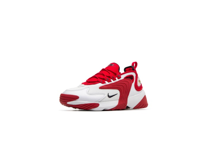 Кроссовки Nike Zoom 2K White/Red (36-45)