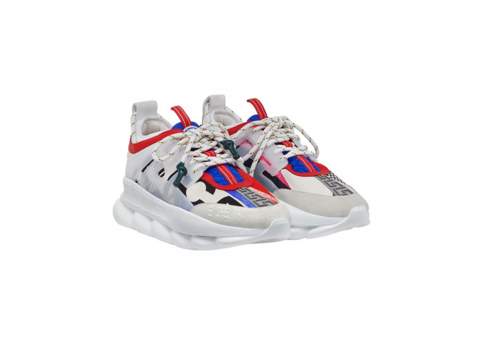 Versace Chain Reaction 2 White (36-40)