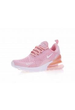 Женские кроссовки Nike Air Max 270 (розовый)