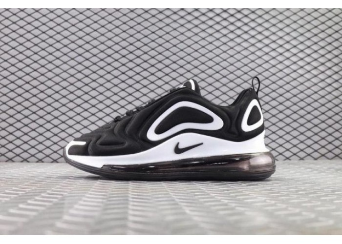 Кроссовки Nike Air Max 720 Black White (Euro 36-45)