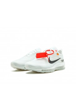 Мужские кроссовки Off White Colection «The Ten» x Nike Air Max 97 og