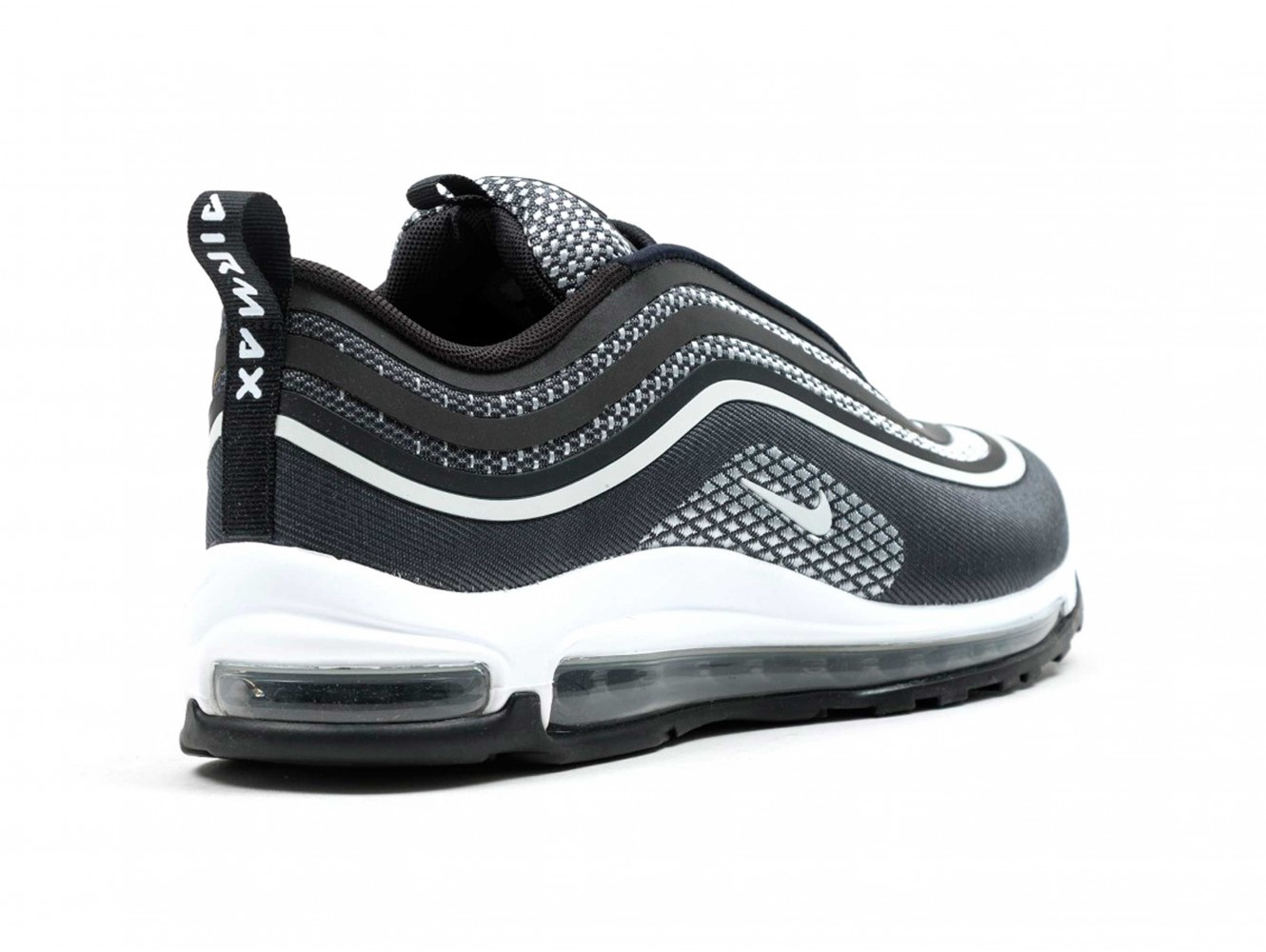 Nike Air Max 97 Ultra 17 Black White | 918356 001