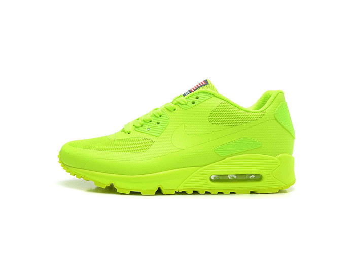 Кроссовки Nike Air Max 90 hyperfuse independence day 2013 volt