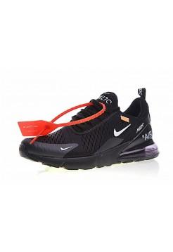 Мужские кроссовки Nike Air Max 270 (чёрный)