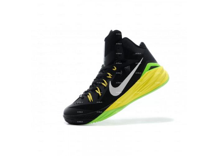 Женские кроссовки Nike Hyperdunk 2014 (черный)