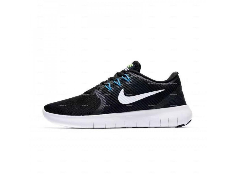 a04d5681 Женские кроссовки Nike Free RN CMTR ID (черный) купить в дисконт ...
