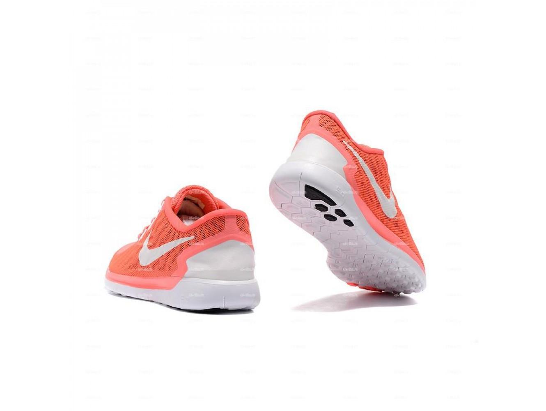 b7846807 Женские кроссовки Nike Free 5.0 (оранжевый) купить в дисконт ...