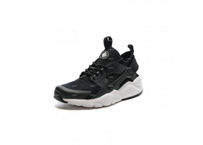 Женские кроссовки Nike Air Huarache (черный)