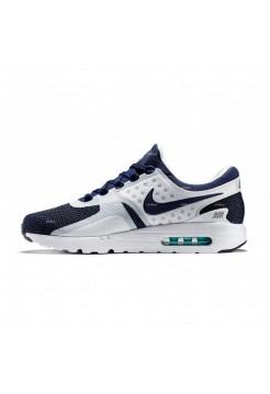 Женские кроссовки Nike Air Max Zero (черно-белый)