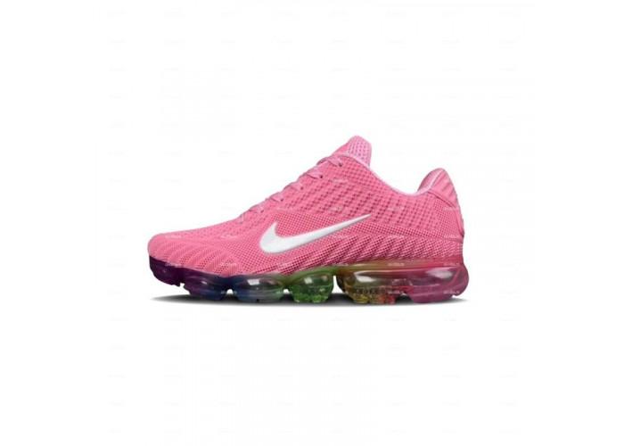 Женские кроссовки Nike Air Vapormax 2018 (розовый)
