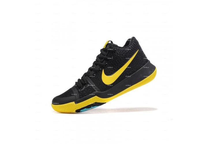 Мужские кроссовки Nike Kyrie 3 (черный)