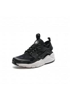 Мужские кроссовки Nike Air Huarache (черный)
