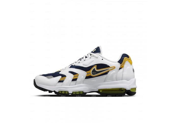 Мужские кроссовки Nike Air Max 96 SE (белый)
