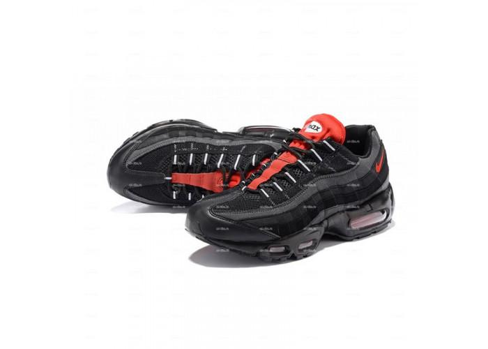 Мужские кроссовки Nike Air Max 95 (черный)