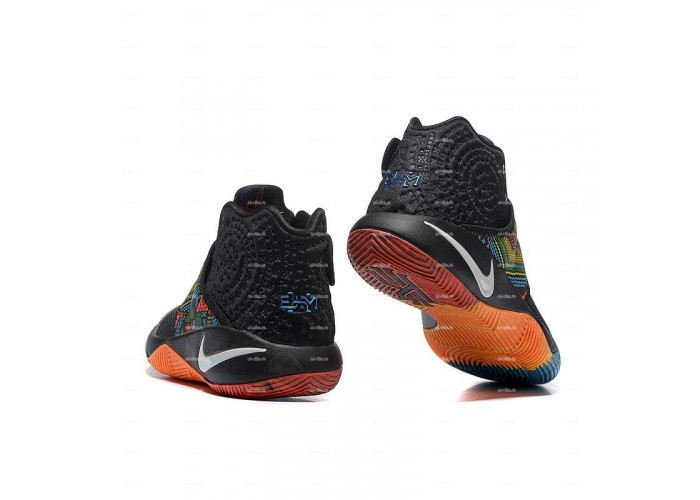 Мужские кроссовки Nike Kyrie 2  (черный)