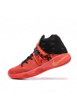 Мужские кроссовки Nike Kyrie 2  (красный)