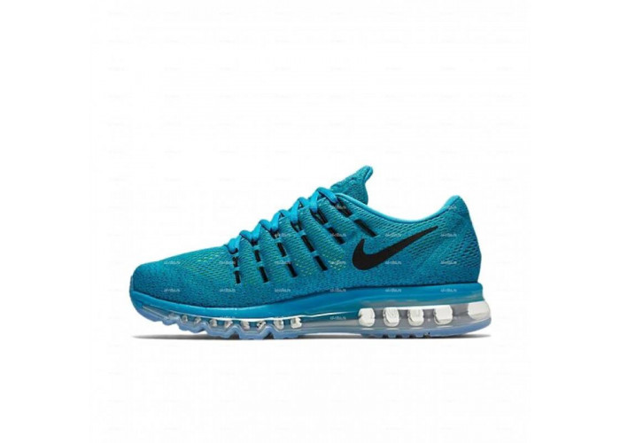 Мужские кроссовки Nike Air Max 2016 (голубой)